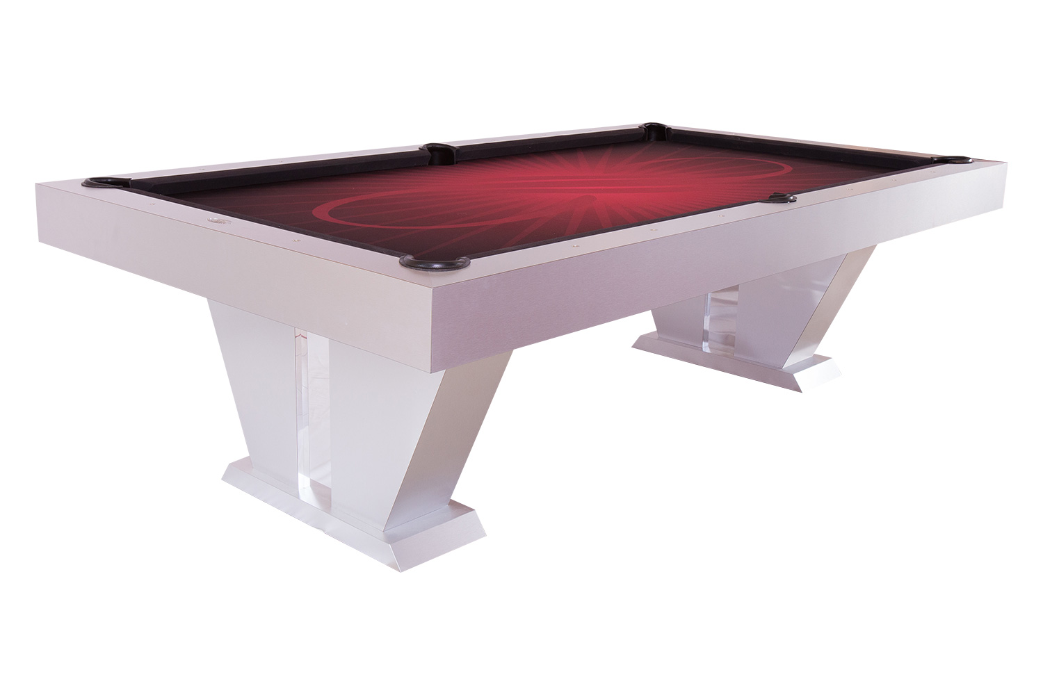 Anubis Custom Billiards Modern Pool Table