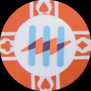 Card Suit Chip (Sample 1)