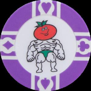 Card Suit Chip (Sample 3)
