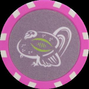 Pharaoh Exclusive 12-Stripe Chip (Sample 2)
