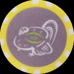Pharaoh Exclusive 12-Stripe Chip (Sample 6)