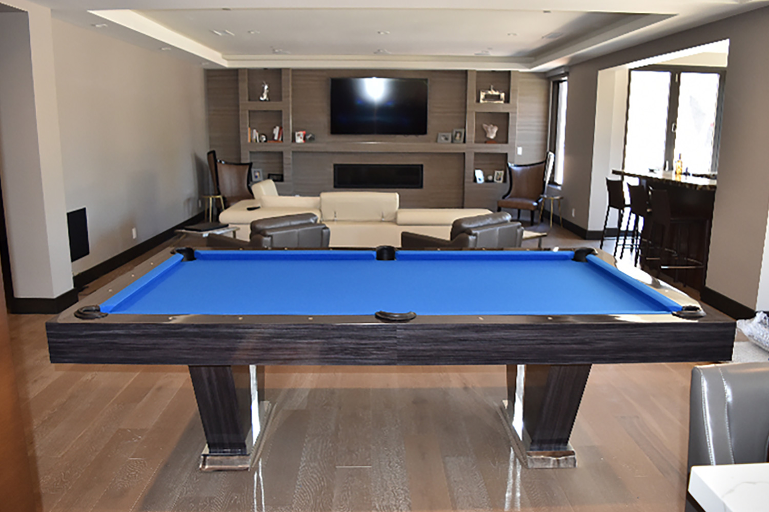 Anubis Custom Billiards Pool Table