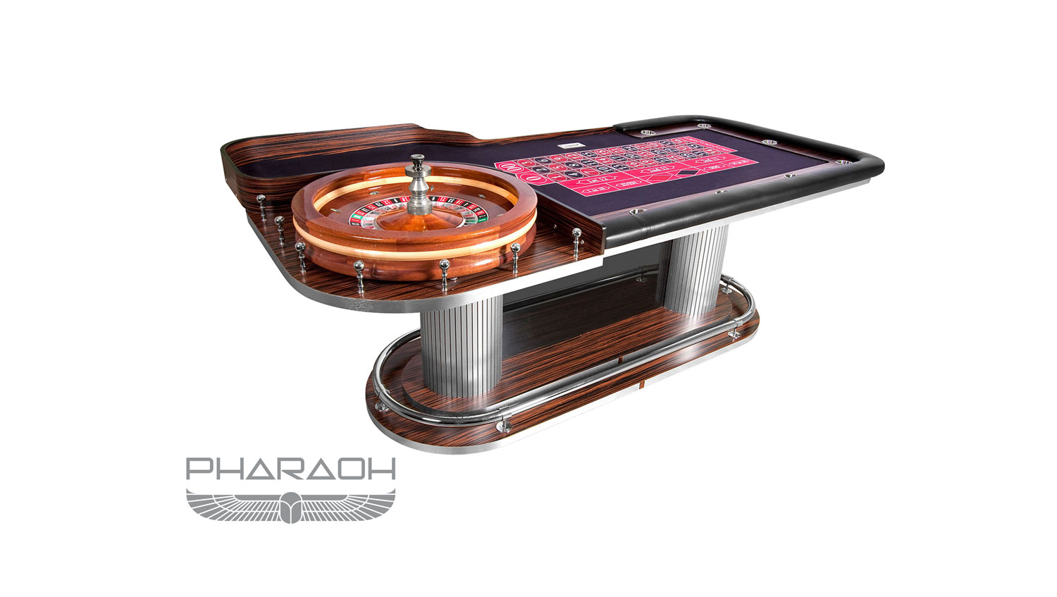 New Kingdom Roulette Table